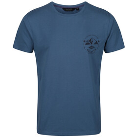 Regatta Cline IV T-Shirt Heren, stellar
